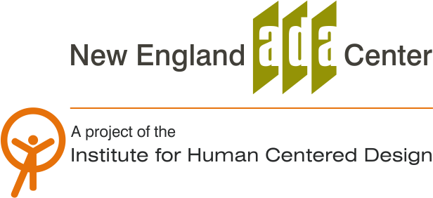 This center is a project of The Institute for Human Centered Design.